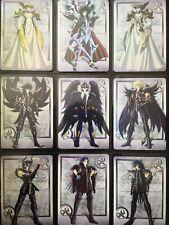 Saint Seiya 30th ANNIVERSARY Commemorative Golden Hades Cards 12 Hades 13pcs