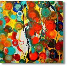 """Abstrakte Kunst Modernes Wandbild Gemälde """"Abstrakt """" Unikat Nr. 926"""