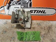 Stihl 030 031AV Carburetor Box Housing. Genuine OEM. FREE SHIPPING!!!!
