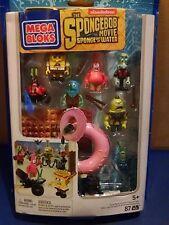 Mega Bloks SpongeBob SquarePants Post-Apocalypse Figure Pack Boys 5yrs+ New 2015