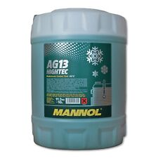 Protezione Anti gelo MANNOL HighTec Antigelo -40°c 10 litri Verde Frost