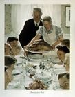 """New 15x20 Art Reprint Photo: """"The Four Freedoms"""" Series by Norman Rockwell"""