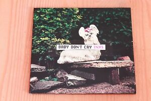 INXS – Baby Don't Cry - 1 track - CD single promo