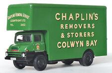 36101 EFE Ford Thames Trader Twin Axle Luton Boxvan Lorry Chaplin's 1:76 Diecast