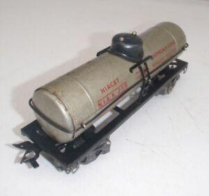 Marx Trains Niacet Chemical Car Niagara Falls NY NIAX 256 Tank Car