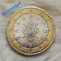 🌀1 Euro Münze___ ___Portugal_2016🌀 ((((Fehlprägung))))