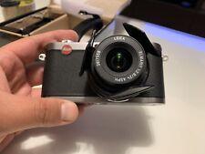 Leica X1 12.2MP Digital Camera - Steel Grey. USED