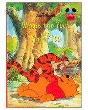 Walt Disney's Winnie The Pooh And Tigger Too 1999 Hc Wonderful World of Reading