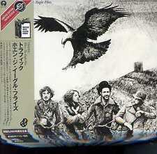 TRAFFIC WHEN THE EAGLE FLIES NEW CD MINI LP OBI