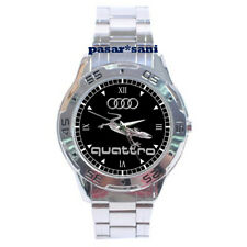 NEW AUDI QUATTRO MUSCLE CAR MOTOCARS Custom Men Wrist Watch Men's Gift Watches