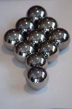 """TEN 1/2"""" Inch 440C Stainless  Steel Bearing Balls (10)"""