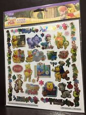 NEW - TIGGER AND POOH STICKERS - 32 STICKERS - PACK 2