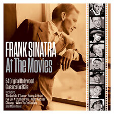 Frank Sinatra - At The Movies - 54 Original Hollywood Classics (3CD) NEW/SEALED