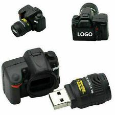 USB 2.0 Flash drive Memory Stick Pendrive Cartoon Camera Model 32GB 16GB 8GB LOT