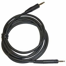 Sennheiser detachable cable with 2.5mm twist-lock jack to 3.5mm jack - (505638)