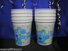 8 Blues Clues Party Favors 8 Blues Clues Stadium Plastic Keepsake Cups