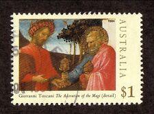 Australia--#1394 Used--Christmas--1994
