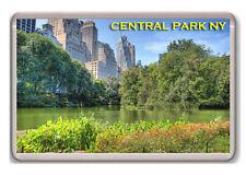 CENTRAL PARK NEW YORK FRIDGE MAGNET SOUVENIR NEW IMÁN NEVERA