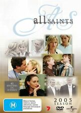 All Saints - 2005 Season DVD (11 Disc Set, Region 4) Season 8