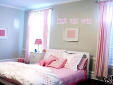 """Little Miss Priss Girls Kids Bedroom Wall Art Decal 36"""""""