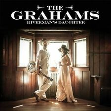 "Riverman's Daughter by The Grahams Vinyl 2013 Bonus 7 "" Vinyl & Download Card"