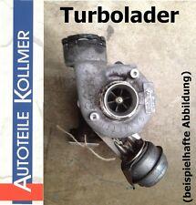 Turbolader Peugeot 206 1,4 HDi 50 kw Baujahr 09/2005 70.000 km