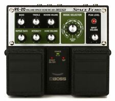 BOSS RE-20 SPACE ECHO NEW Guitar Effect Pedal MDP w/ FREE PICK