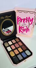 Too Faced Authentic Pretty Rich Diamond Light Eye Shadow Palette 16 Shades