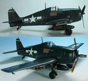 "Hobby Master 1/72 HA1101 Grumman F6F Hellcat ""Minsi III"", CAG David McCampbell"
