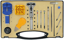 SE 31 Piece Deluxe Watch Battery and Band Tool Set