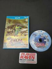 Legend of Zelda: The Wind Waker HD Nintendo Selects (Wii U, 2016)