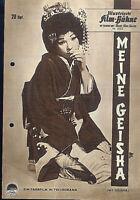 """IFB Illustrierte Film Bühne Nr. 6052 """" Meine Geisha """""""