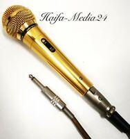 Audio-Technica AT818 Unidirectional Dynamic Microphone GOLD 12 Monate Gewährl.