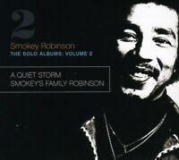 Smokey Robinson - Solo Albums, Vol. 2 [New CD]
