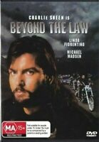 Beyond the Law DVD Charlie Sheen Brand New and Sealed Plays Worldwide NTSC 0