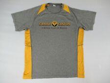 Grand Canyon Erosion Happens 2 Billion Yrs Of History Gray 00006000  Medium T-Shirt B616