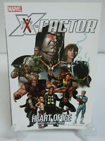 X-Factor Heart of Ice Vol 4 Marvel TPB Brand New Trade Paperback Comic Book