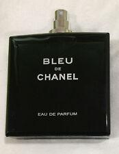 New NO BOX NO CAP Bleu Eau de Parfum EDP for Men 3.4oz Fast Free Shipping