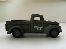 Wc54 US Navy Ambulance 2001 Johnny Lightning Pearl Harbor Day of Infamy 1 64