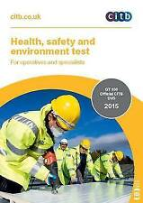 Health, Safety and Environment Test for Operatives and Specialists: GT 100/15...