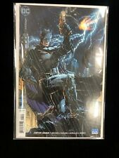 New ListingJustice League #1 Jim Lee Batman Variant