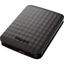 NEW! Maxtor M3 Portable STSHX-M201TCBM 2 Tb External Hard Drive Usb 3.0 Portable