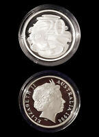 1968 99.9% Proof Silver 20c from 1998 Masterpieces Set-13.36g First Decimal Coin