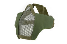 AIRSOFT SOFTAIR  Half Face Protective MESH Mask 2.0 - OLIVE M4