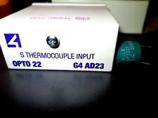 Opto 22 G4 AD23 S thermocouple Input module