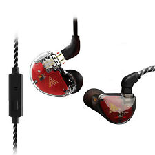 QKZ VK5 High End In-Ear Kopfhörer Kabel HiFi Headphones Heavy Deep Bass
