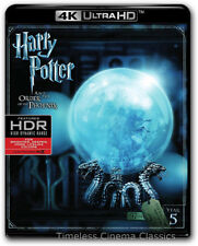Harry Potter And The Order of th Phoenix 4K Ultra HD Blu-ray Digital HD New