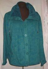 Cotton Blend Floral Coats & Jackets for Women