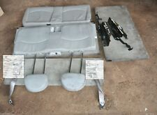Mercedes E Class Third Row Seat W211 Estate Boot Seat With Brackets 2002-2008