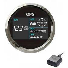 Tenet Waterproof Nautical Marine Digital GPS Speedometer MPH/KPH/Knots Compass